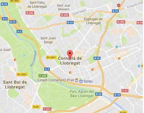 Cerrajeros Cornellá de Llobregat - Barna 24H