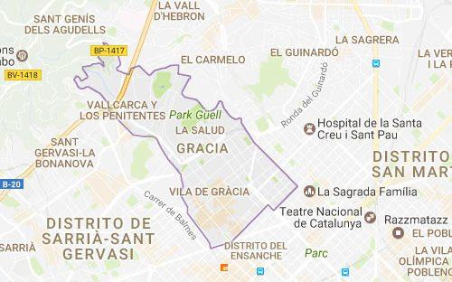 gracia cerrajeros Barcelona 24 horas