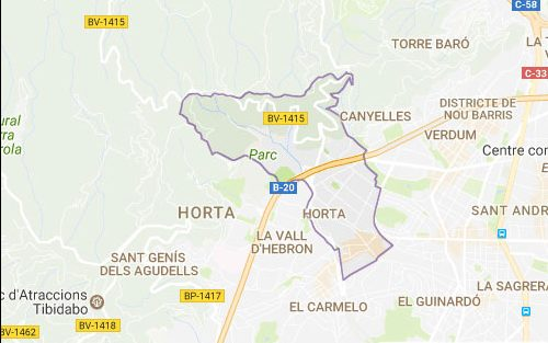Horta cerrajeros Barcelona 24 horas