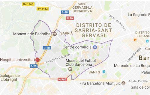 les corts cerrajeros Barcelona 24H