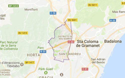 Nou barris cerrajeros Barcelona 24 horas