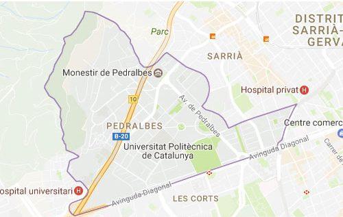 Pedralbes cerrajeros Barcelona 24 horas