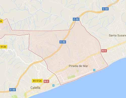 pineda de mar cerrajeros de urgencia Barcelona
