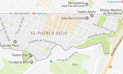 poble sec cerrajeros Barcelona 24 horas