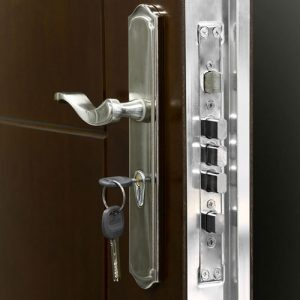 puerta blindada cerrajeria